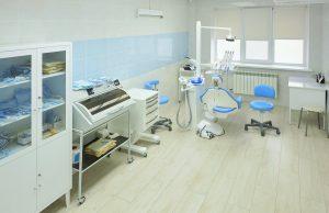 Хирургический кабинет стоматологического центра Мининский