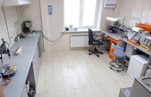 Стоматологическая лаборатория Мининский
